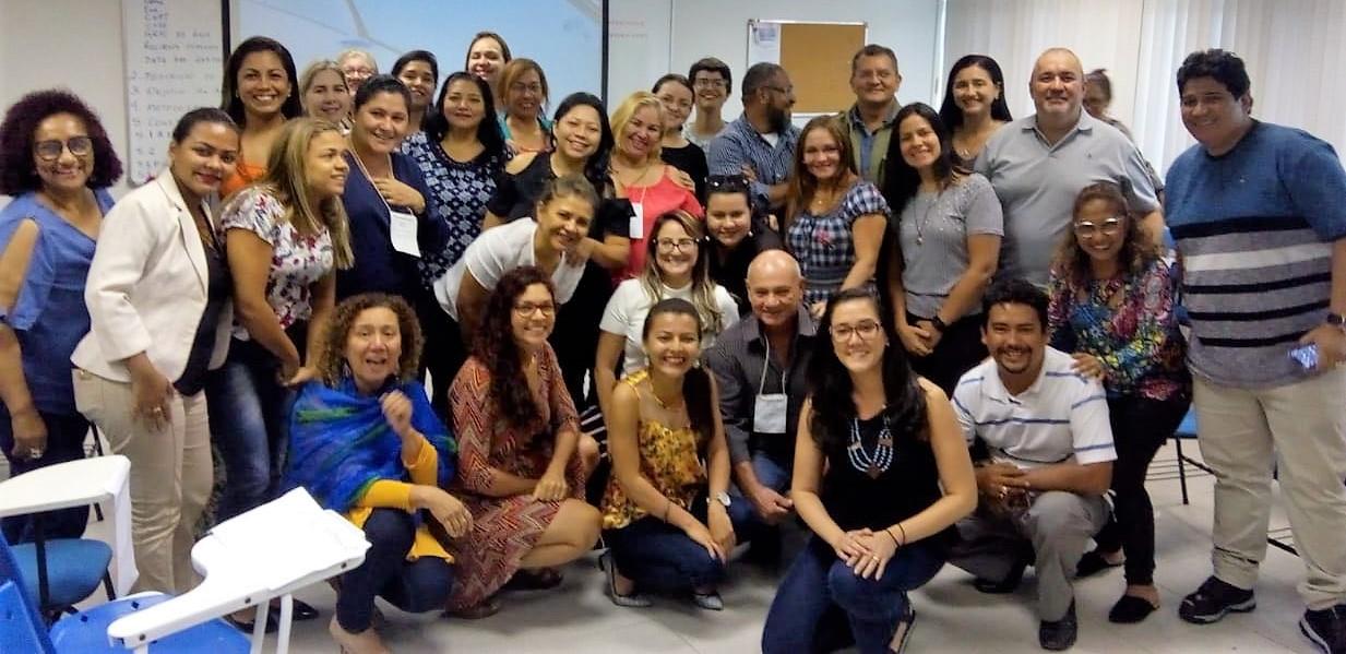 Curso Básico de VISAT Manaus