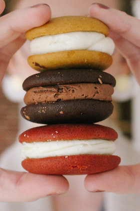Pick Your Flavors Box (6 whoopies)