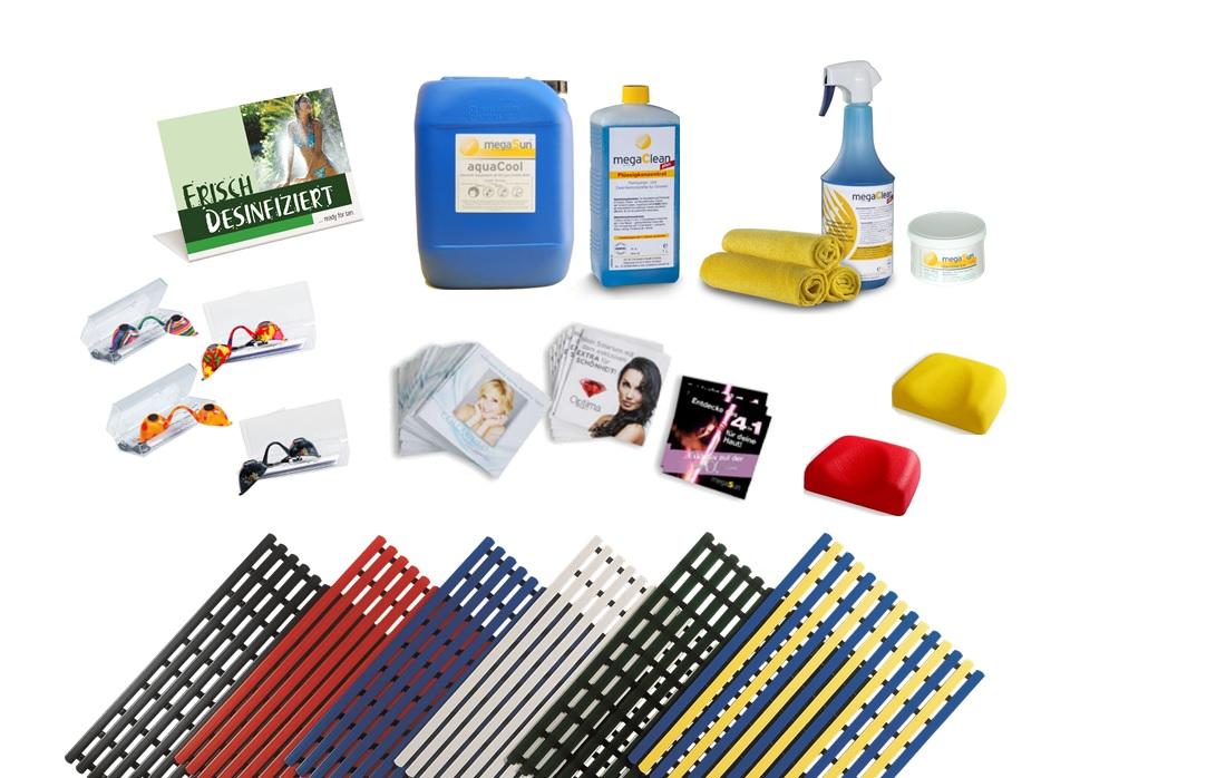 Zubehör und Merchandise