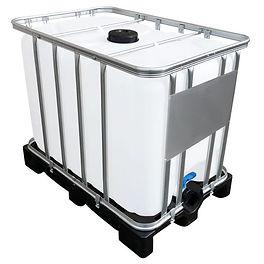 IBC Container Reinigung
