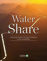 Nature Conservancy_Water Share Report Co
