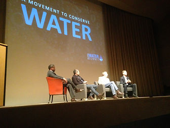 Film Panel at 2014 TNC Global Water Summit