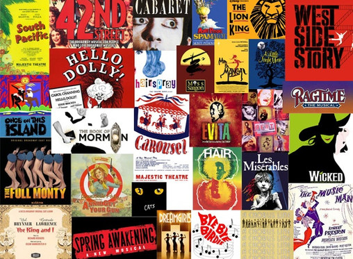 A Brief History of Musical Theatre