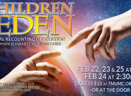 Show Review: Children of Eden