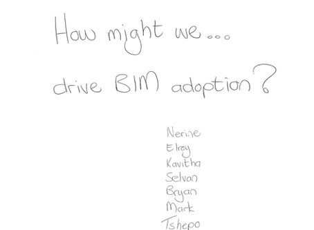 How might we drive BIM adoption?