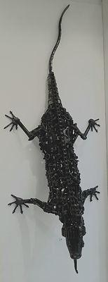 Iguane 87x35x22 HU 820€x2=1640€ Site à f