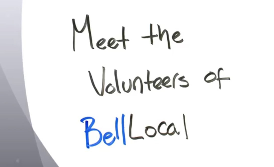 Meet the Volunteers of Bell Local