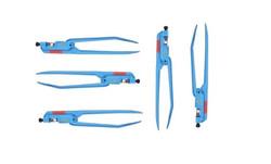 Manual hose crimper