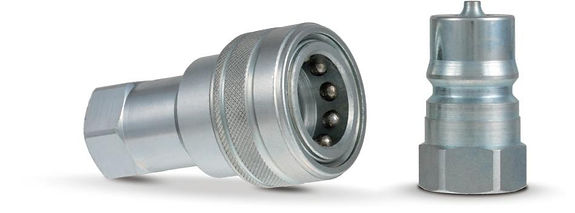 Quick release coupling ISO 7241-1 B