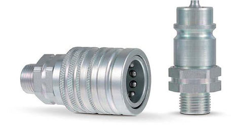 Quick release coupling ISO 7241-1 A