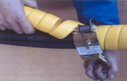 Hose protection-Protection helix