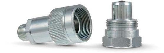 High pressure screw coupling 700 bar