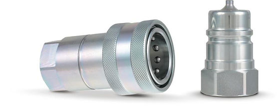 Quick release coupling ISO 7241-2