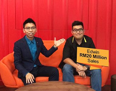 Edwin RM 20 Million Sales.png
