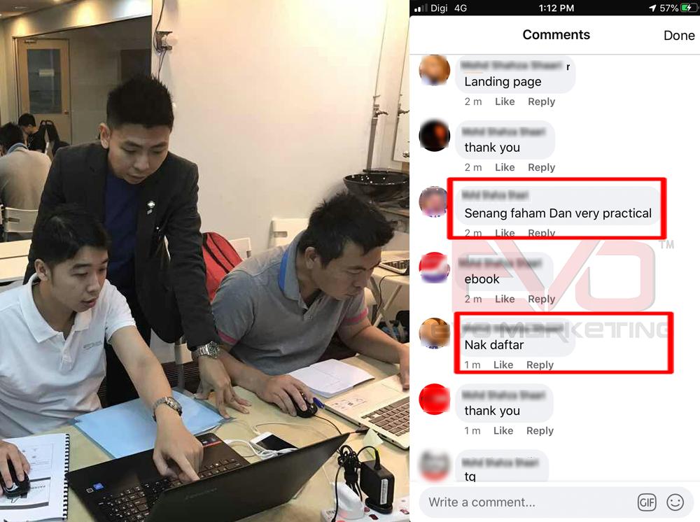 Penang JB KL Malaysia Facebook Marketing