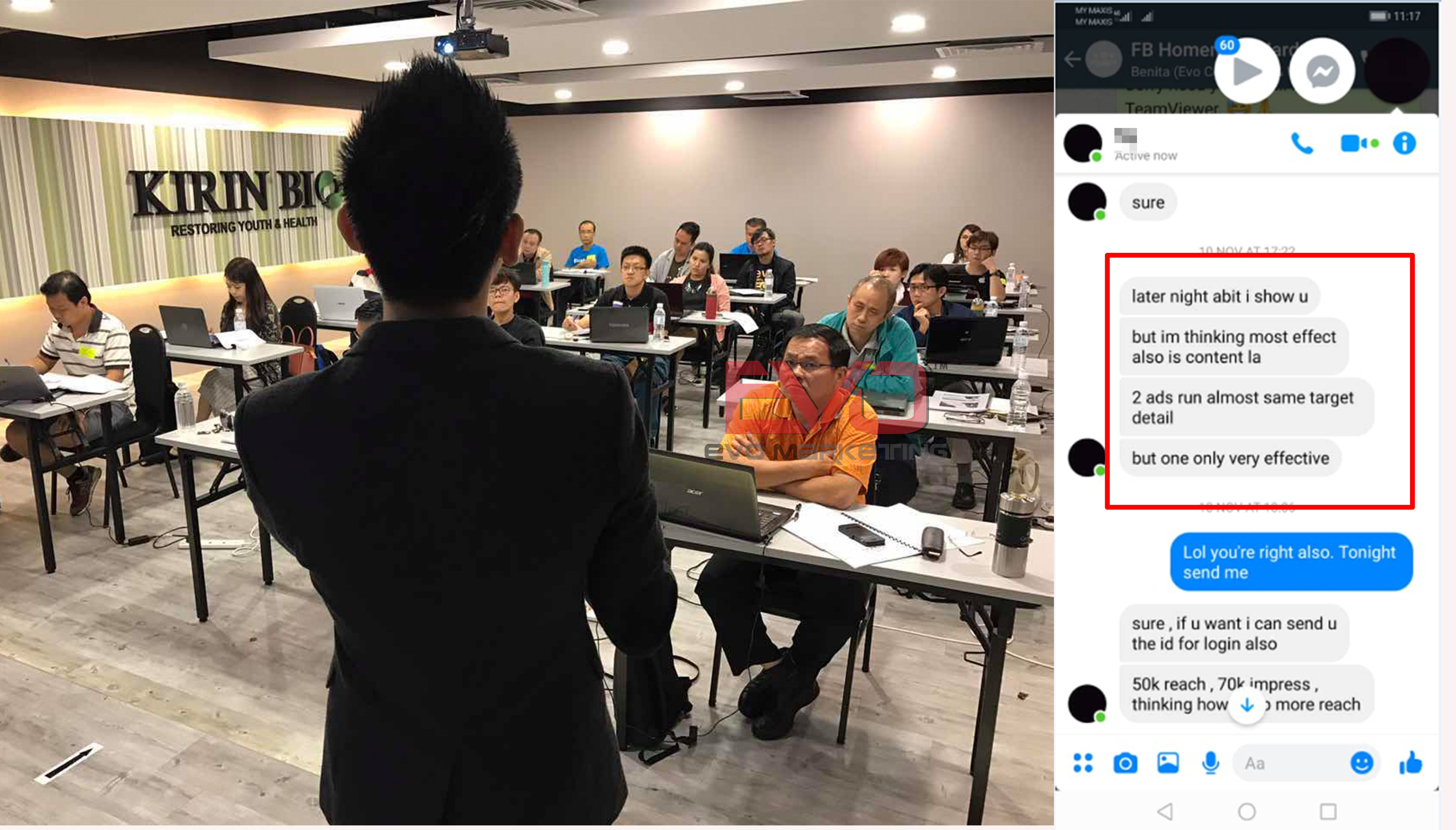 Penang JB KL Malaysia Linkedin Marketing