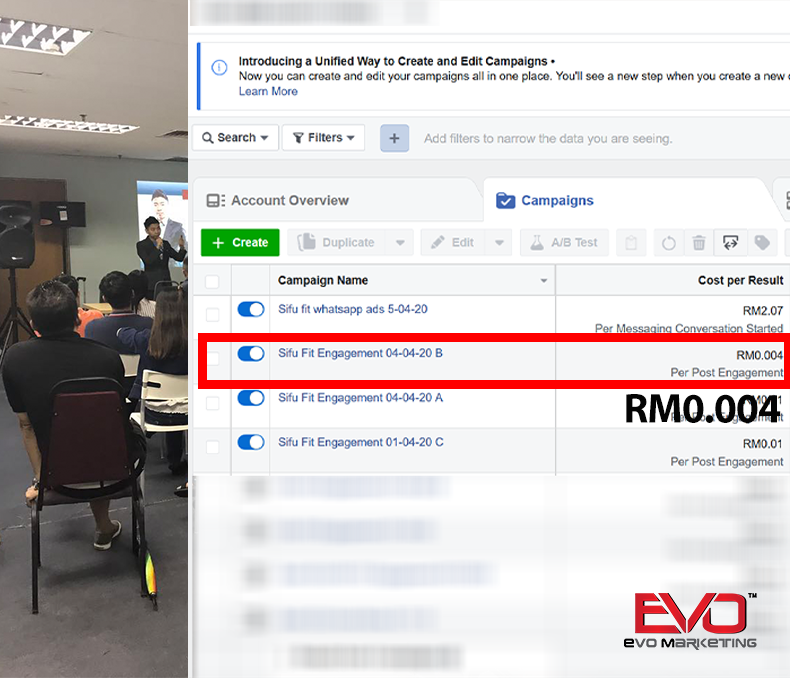 Penang JB KL Malaysia Google Marketing