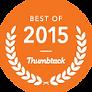 award for best of Thumbtack 2015