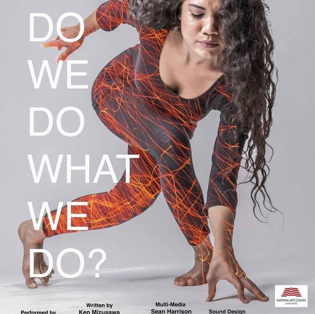 Why Do We Do What We Do? WordFroward X PG