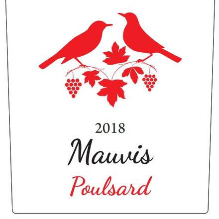 Mauvis Poulsard