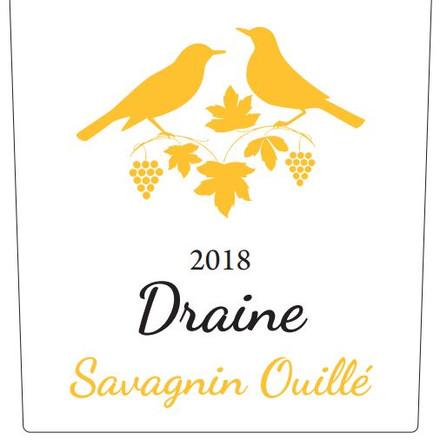 Draine Savagnin ouillé
