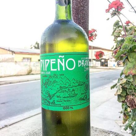 Pipeno Blanco