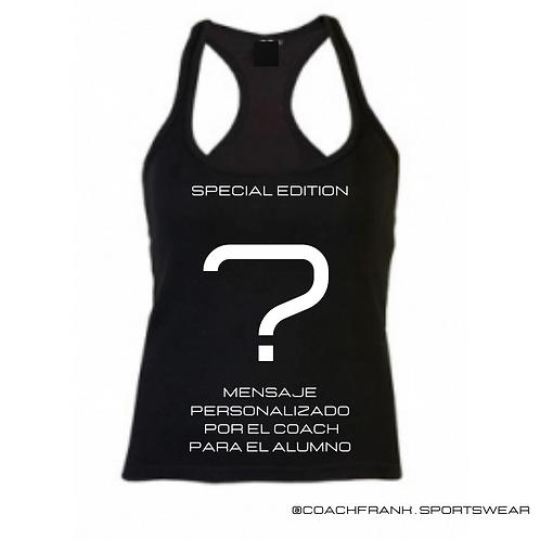 Polera Coach Frank Entrenamiento /Mujer