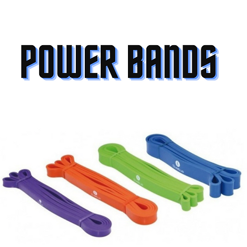 POWER BANDS / RESISTENCIA 5