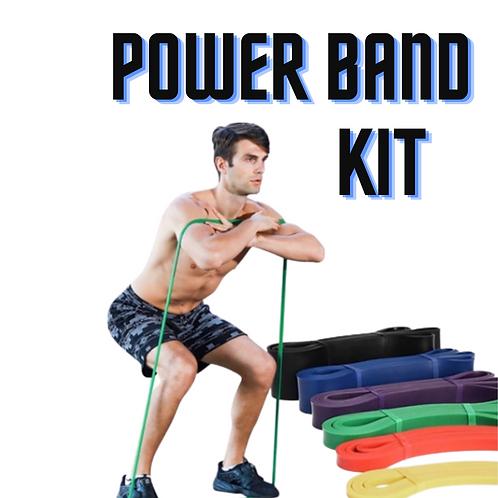 POWER BANDS / KIT / EQUIPMENT