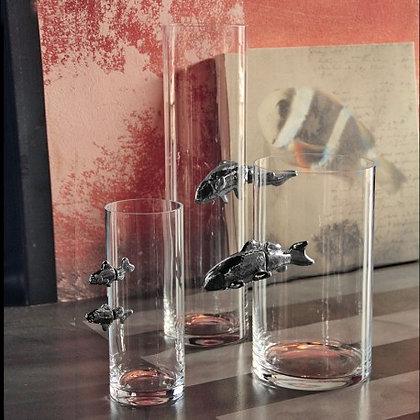 VASO ILLUSION FISH 4 modelli da euro