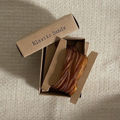 Little Box of Stationery Essentials Box - Elastic Bands