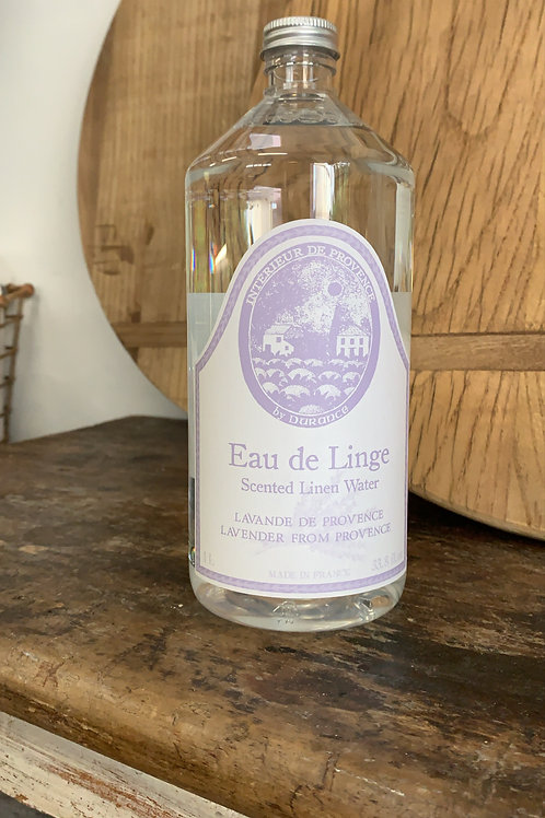 lavender linen water for ironing