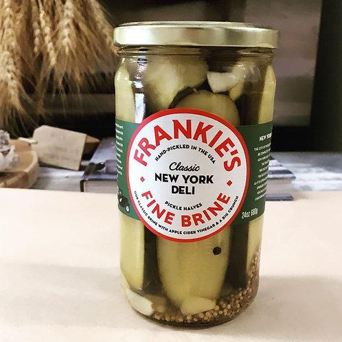Frankies Pickles