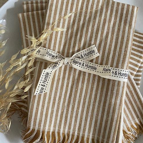 Raine & Humble Linen Napkins (Set of 4)