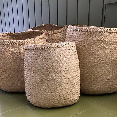 seagrass tub (3 sizes)