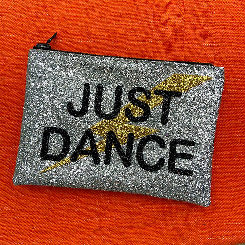 I Know the Queen Glitter Clutch - Just Dance