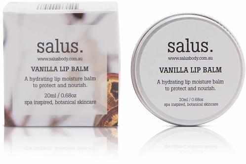 Salus Body Vanilla Lip Balm 20ml