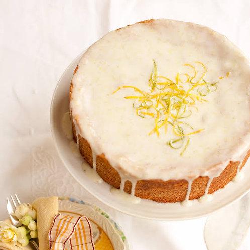 whole lemon drizzle cake