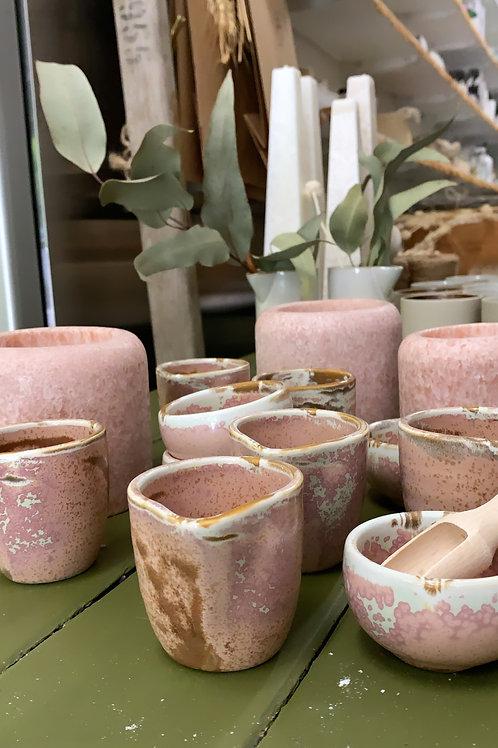 Blush Ceramic Small Dish / Pourer
