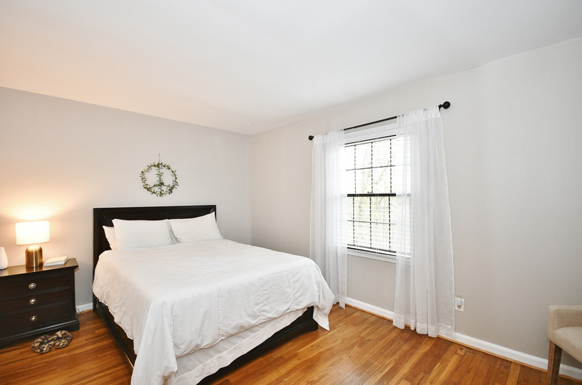 Large bedroom!