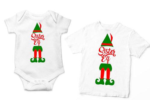 Sister Elf #ELFSQUAD