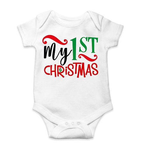 My 1st Christmas Style 1