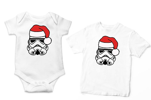 Christmas Storm Trooper