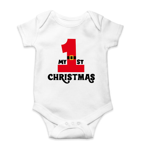 My 1st Christmas Style 2