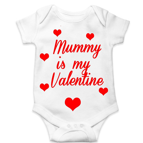 Mummy Is My Valentine