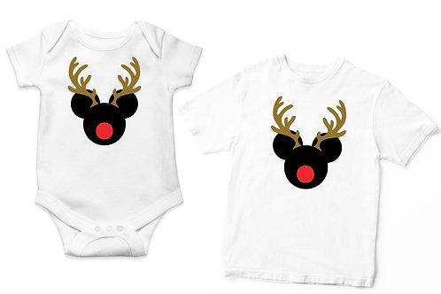 Mickey Reindeer