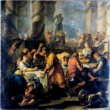 Is Christmas Based On Saturnalia?