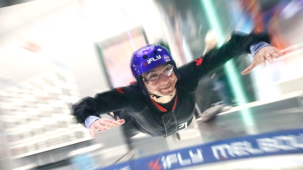 Magno Barros from So50.org Skydiving.