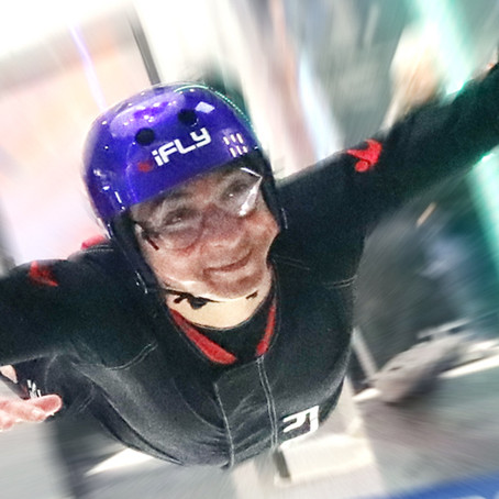 Indoor Skydiving in Australia