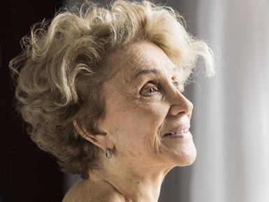 Helena Schargel, 81, Brazil
